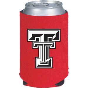 Texas Tech Red Raiders Can Coozie