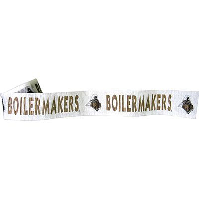 Purdue Boilermakers Streamer