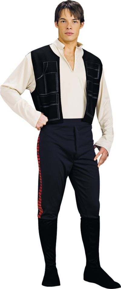 Adult Han Solo Costume - Star Wars