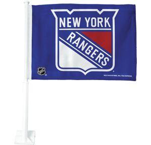 New York Rangers Car Flag