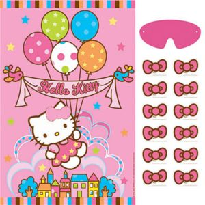 Hello Kitty Party Game