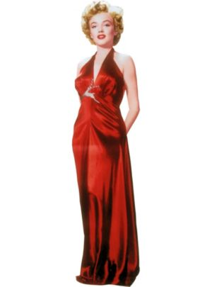 Marilyn Monroe Life Size Cardboard Cutout