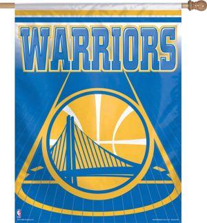 Golden State Warriors Banner Flag