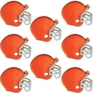 Cleveland Browns Helmets 8ct