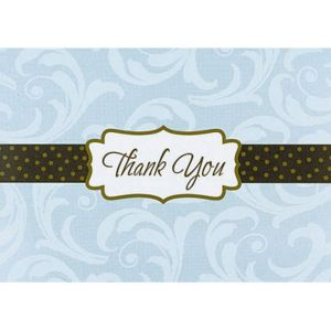 Lotsa Dots Thank You Notes Value Pack 20ct