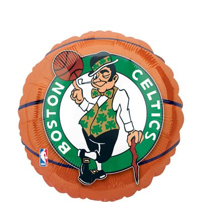 Boston Celtics Balloon - Baseball