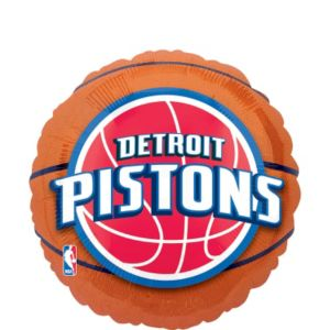Detroit Pistons Balloon - Basketball