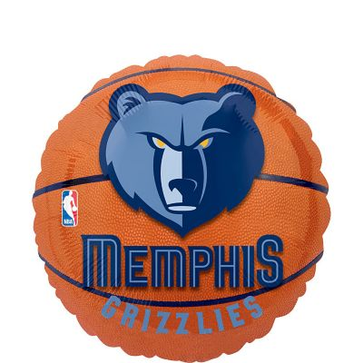 Memphis Grizzlies Balloon - Basketball