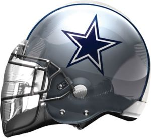 Dallas Cowboys Balloon - Helmet
