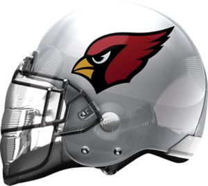 Arizona Cardinals Balloon - Helmet