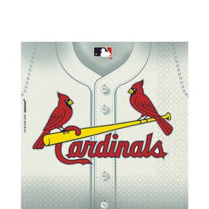 St. Louis Cardinals Lunch Napkins 36ct