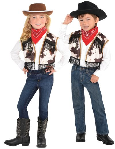 Child Western Accessory Kit