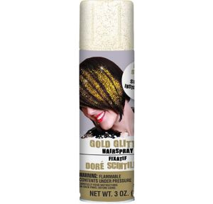 Glitter Gold Hair Spray