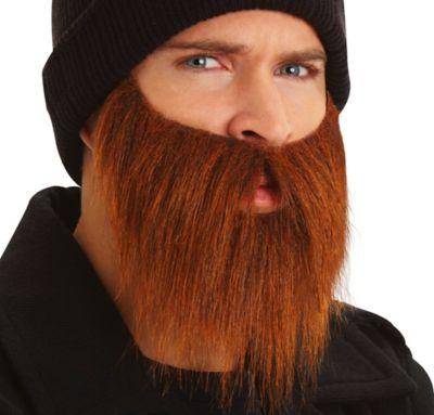 Red Viking Beard