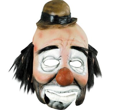 Moving Jaw Hobo Mask