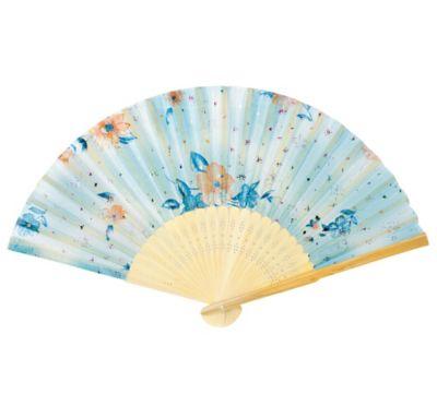 Geisha Wood Fan