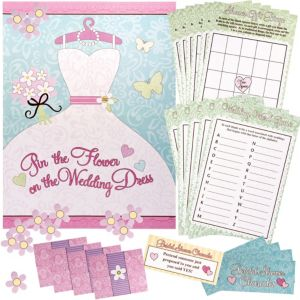 Bridal Shower Games Kit
