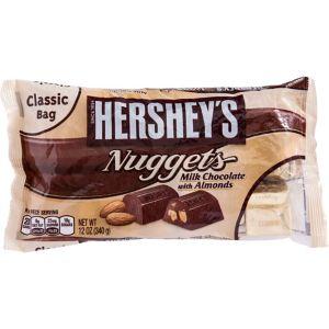 Milk Chocolate Almond Hershey's Nuggets 36pc