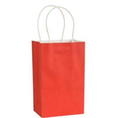 Red Kraft Bag