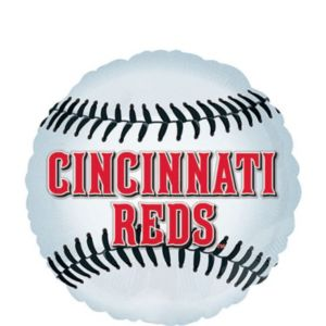 Cincinnati Reds Balloon - Baseball