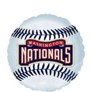 Washington Nationals Balloon - Baseball