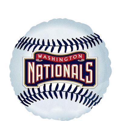 Washington Nationals Balloon - Baseball