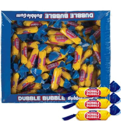 Dubble Bubble Long Piece 180ct Tub