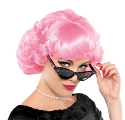 Frenchie Pink Wig