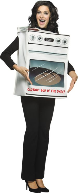 Adult Bun in the Oven Costume
