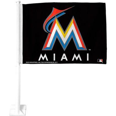 Miami Marlins Car Flag