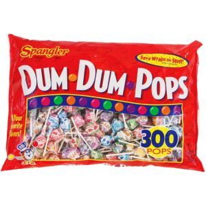 Dum Dum Pops 300ct