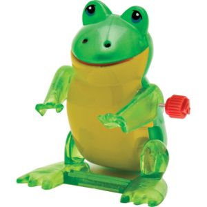 Frank Frog Windup Toy