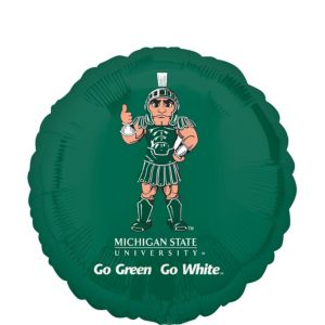 Michigan State Spartans Balloon
