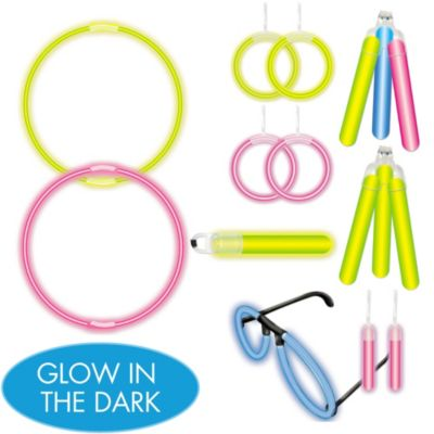 Monster Glow Stick Party Pack 44pc