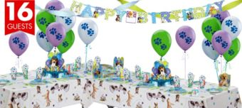 Party Pups Deluxe Party Kit for 16 Guests