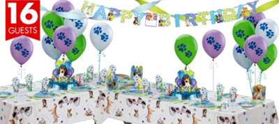 Party Pups Party Supplies Deluxe Party Kit