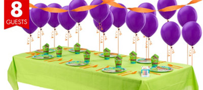 Scooby Doo Party Supplies Basic Party Kit