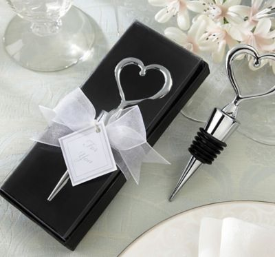 Chrome Heart Bottle Stopper in Display Box