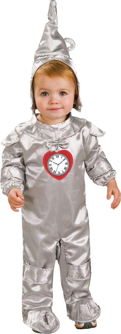 Toddler Boys Tin Man Costume - Wizard of Oz