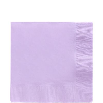 Lavender Lunch Napkin 50ct