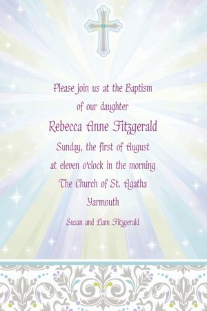 Custom Joyous Celebration Invitations