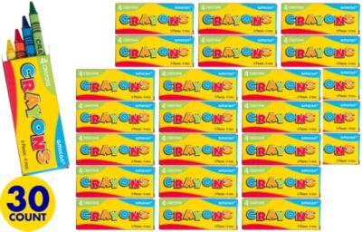 Crayon Erasers 48ct