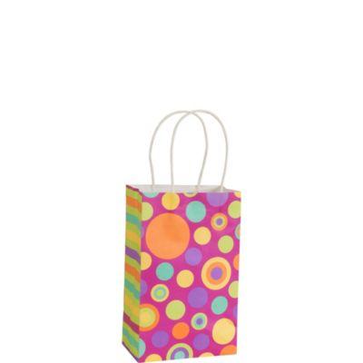 Pink Dots Gift Bag