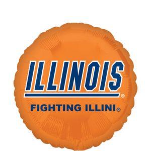 Illinois Fighting Illini Balloon
