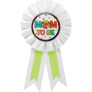 Fisher Price Baby Shower Award Ribbon