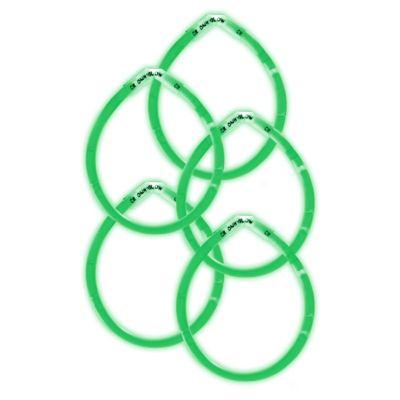 Green Glow Bracelets 5ct
