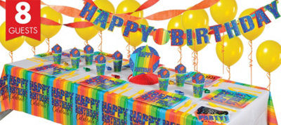 A Year To Celebrate 80th Birthday Super Party Kit