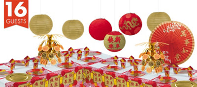 Chinese New Year Deluxe Party Kit