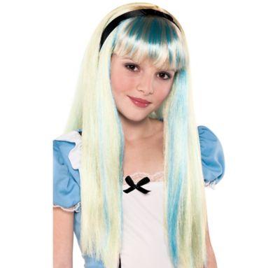 Tween Alice Wig