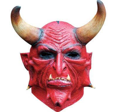 Red Ramsha Devil Mask